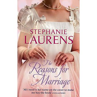 The Reasons for Marriage by Stephanie Laurens - 9780778302254 Book
