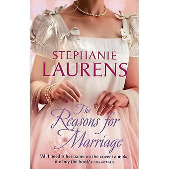 Skälen till äktenskap genom Stephanie Laurens - 9780778302254 bok