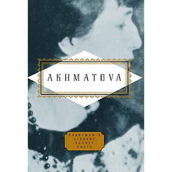 Anna Akhmatova - Poems by Anna Akhamatova - 9781841597706 Book
