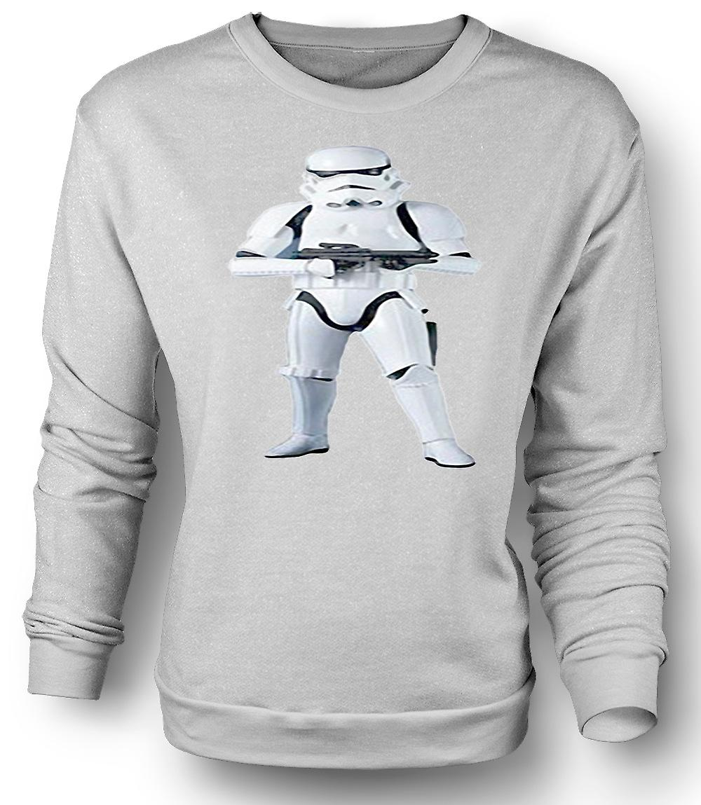 Film de Star Wars - Storm Trooper - Mens Sweatshirt