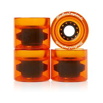 Mindless Orange Outlaw - 68mm Longboard Wheels