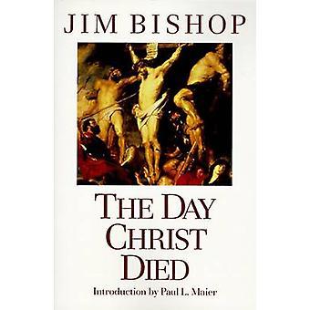 O dia de Cristo morreu por Jim bispo - livro 9780060608163