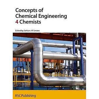 Notions de génie chimique 4 chimistes (chimistes '4')