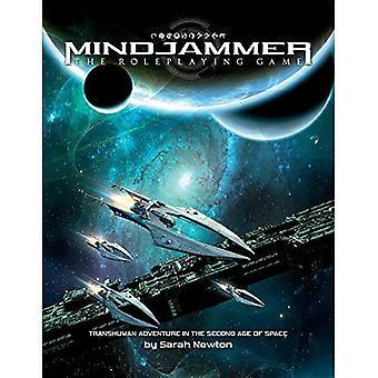 Mindjammer - het rollenspel: Transhuman avontuur in het tweede tijdperk van de ruimte