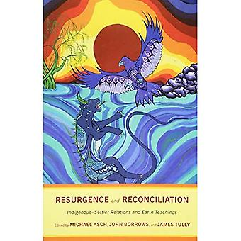 Gjenopplivet og forsoning: urfolk nybygger relasjoner og jorden læresetninger