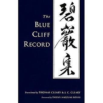De blauwe Cliff-Record