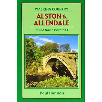 Alston and Allendale in the North Pennines (Walking Country)