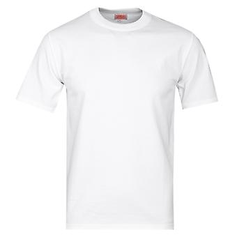 Armor Lux White Jersey Crew Neck T-Shirt