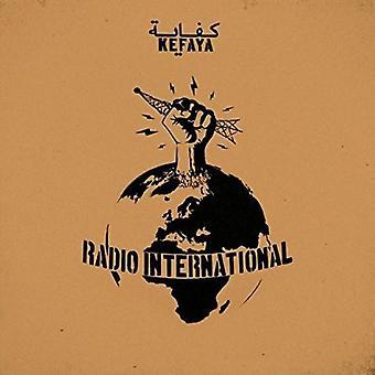 Kefaya - Radio International [CD] USA importerer