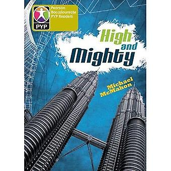 PYP L9 High and Mighty single (Pearson Baccalaureate PrimaryYears Programme)
