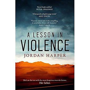 Une leçon de la Violence