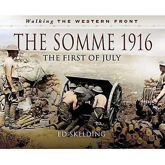 Walking västfronten: Somme i bilder - 2: a juli 1916 - November 1916