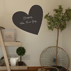 Heart Chalkboard Sticker