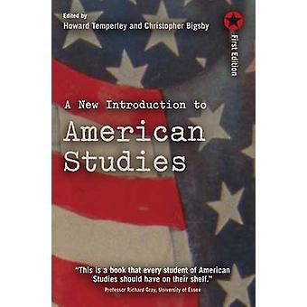 A New Introduction to American Studies by Temperley & Howard