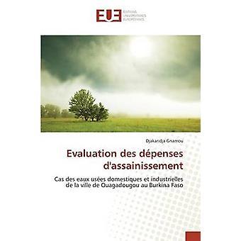 Evaluation des dpenses dassainissement by Gnamou Djakaridja