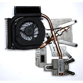 HP Pavilion DV6-1010EF grafica discreta versione portatile compatibile ventola con dissipatore per processori AMD