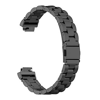 Watch Strap kompatibel med Fitbit Inspire-Black