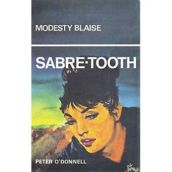 Sabre-Tooth by Peter O'Donnell - 9780285636767 Book
