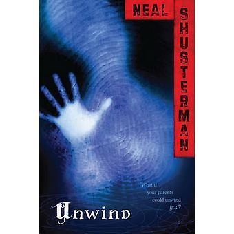 Unwind by Neal Shusterman - 9780606107006 Book