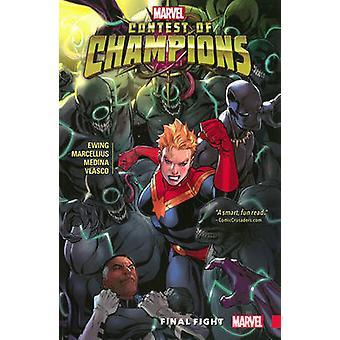 Contest of Champions Vol. 2 - Final Fight - Volume 2 by Al Ewing - Rhoa