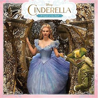 Cinderella - A Night at the Ball by Disney Book Group - Rico Green - D