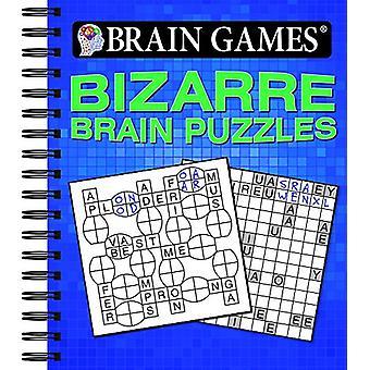 Brain Games Bizarre Brain Puzzles by Ltd Publications International -