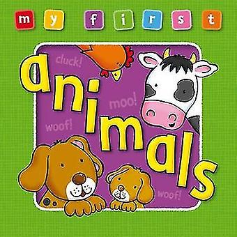 My First Animals by Anna Award - 9781841355559 Book