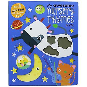 My Awesome Nursery Rhymes by Make Believe Ideas Ltd - 9781786929051 B