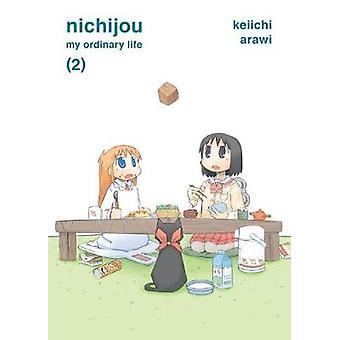 Nichijou Volume 2 - Volume 2 by Keiichi Arawi - 9781942993315 Book