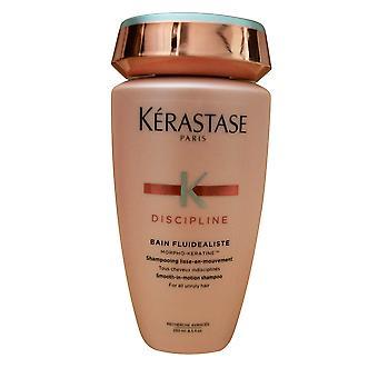 Kerastase Discipline Bain Fluidealiste Shampoo Unruly Hair 8.5 OZ