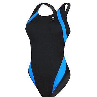 Tyr Titan Splice Maxback (Front Lined) Swimwear For Girls