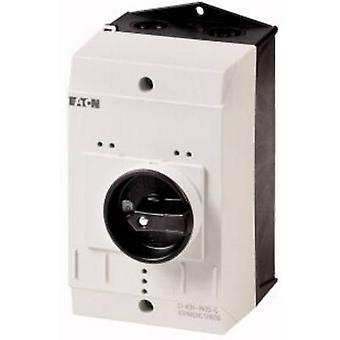 Inhägnad + roteringsreglaget (L x b x H) 160 x 100 x 100 mm svart, grå Eaton CI-K2-PKZ0-NA-G 1 dator