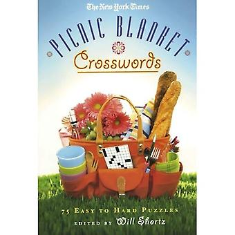 The New York Times Picnic Blanket Crosswords: 75 Easy to Hard Puzzles
