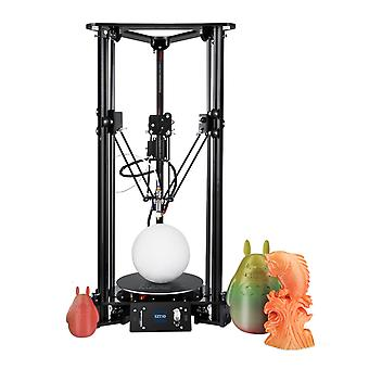 Ezt t1 delta diy 3d printer kit 180*300*320mm large printer size support intelligent leveing
