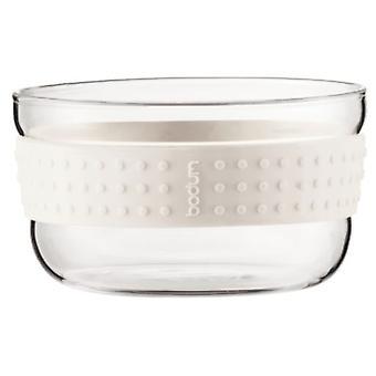 Bodum 2 szklane misy, małe, ø 12,5 cm (kuchnia, artykuły gospodarstwa domowego, piec dishs)