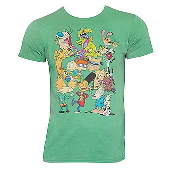 Nickelodeon 90's Rewind Tee Shirt