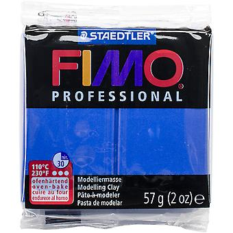 Fimo Professional Soft Polymer Clay 2oz-Ultramarine EF8005-33