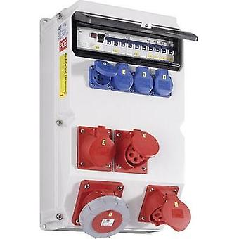CEE power distributor Delta Sölden 9029706 400 V 63 A PCE