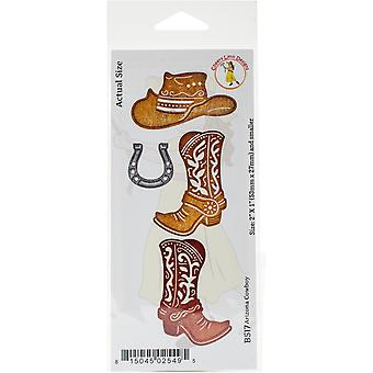 Cheery Lynn Designs Die-Arizona Cowboy, 2