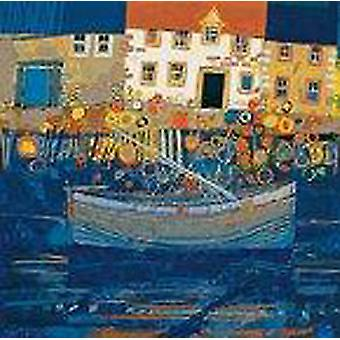 George Birrell impression - Low Tide, Fife