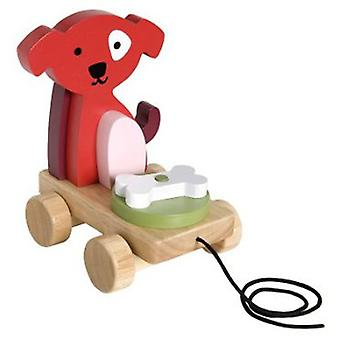 Franck & Fischer Rosso dog drag (Toys , Preschool , Babies , Push And Pull Toys)