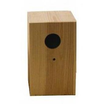 Yagu Lovebird nest Wood Vertical