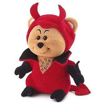 Trudi Devil Teddy 12cm (Toys , Preschool , Dolls And Soft Toys)
