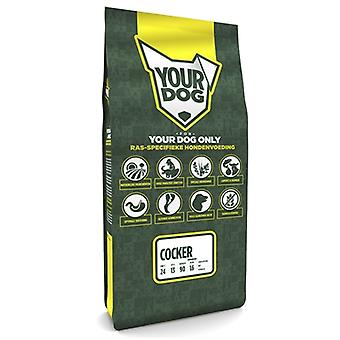Yourdog Cocker Senior 12 Kg