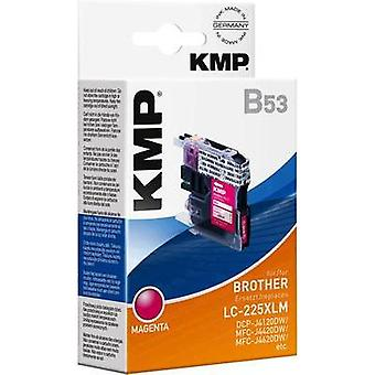 KMP Ink replaced Brother LC-225XLM Compatible Mag