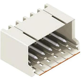 Pin enclosure - PCB 2092 Total number of pins 3 WAGO 2092-1423 Contact spacing: 5 mm 1 pc(s)