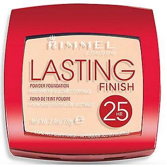 Rimmel London 25H Lasting Finish Powder Foundation