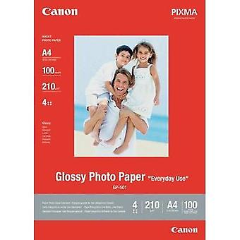 Canon GP-501 Photo Paper A4 170gm² 100 Sheets Glossy