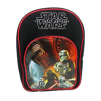 Star Wars Episode 7 The Force Awakens Rule the Galaxy Arch Backpack School Bag