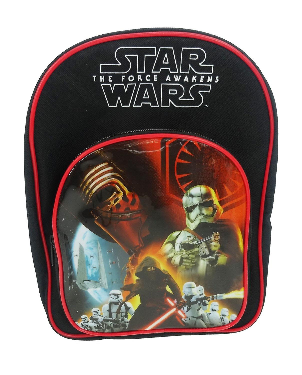 Star Wars Episode 7 The Force Awakens Rule the Galaxy Backpack School Bag